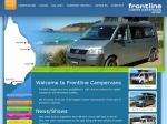 View More Information on Frontline Camper Conversions Pty Ltd