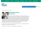View More Information on Dr Terence Frost