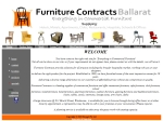 View More Information on Furniture Contracts Ballarat