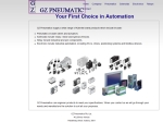 View More Information on G.Z. Pneumatic Pty Ltd