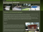 View More Information on G H Structural Landscapes
