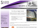 View More Information on Soubris & Associates