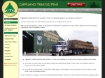 View More Information on Gippsland Treated Pine Pty Ltd