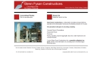 View More Information on Glenn Fyson Constructions Pty Ltd