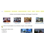 View More Information on Gold Nugget Caravan Park Bendigo