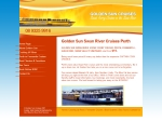 View More Information on Golden Sun Cruises, Perth