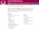 View More Information on Goodwill Mediation Services