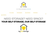 View More Information on My Self Storage