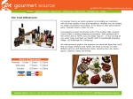 View More Information on Gourmet Source Deli