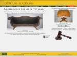 View More Information on Gowans Auctions, Moonah