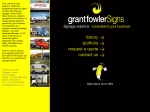 View More Information on Grant Fowler Signs, Trafalgar