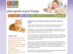 View More Information on Great Western Animal Hospital