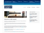 View More Information on GSM Lawyers