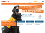 View More Information on Guide Dogs Sa Nt