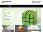 View More Information on H&R Block, Tamworth