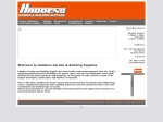 View More Information on Haddens Garden & Building Supplies Pty Ltd