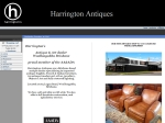 View More Information on Harrington Antiques, Albion