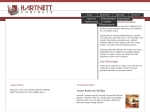 View More Information on Hartnett Cabinets