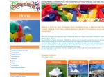 View More Information on Having A Party