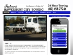 View More Information on Hawkesbury Towing