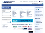 View More Information on Hays Accountancy Personnel