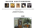 View More Information on Hayes Auctioneers