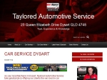 View More Information on Taylored Automotive Service, Dysart