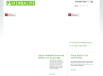 View More Information on Herbalife Australasia Pty Ltd, Bellbowrie