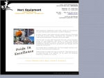 View More Information on Herc Equipment