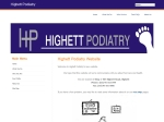 View More Information on Highett Podiatry