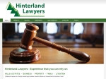 View More Information on Hinterland Lawyers