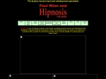 View More Information on Hipnosis
