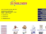 View More Information on Hi-Tack Tapes