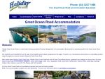 View More Information on Holiday Great Ocean Road Pty Ltd