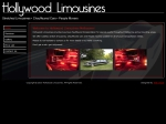 View More Information on Hollywood Limousines