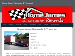 View More Information on Home James Removals