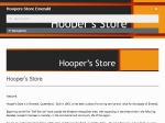 View More Information on Hooper's Store