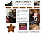 View More Information on Hunters Pianoworks