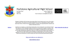 View More Information on Hurlstone Agricultural High School