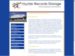 View More Information on Hunter Records Storage