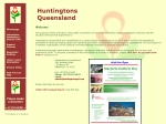 View More Information on Huntington's Disease Association (Qld) Inc
