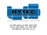 View More Information on Hytec Cutformes & Cutting