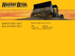 View More Information on Hunter Bros Earthmovers Pty Ltd