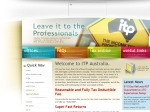 View More Information on I.T.P. The Income Tax Professionals, Glebe