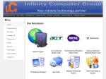 View More Information on Infinity Computer Group Pty Ltd, Burwood
