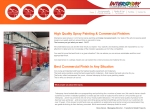 View More Information on Interspray Commercial Finishes Pty Ltd