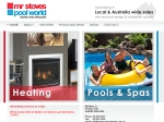 View More Information on Jamie Fenton Master Built Pools & Spa's