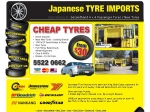 View More Information on Japanese Tyre Imports