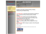View More Information on JDM Printing