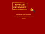 View More Information on Jeff Walshe Entertainment